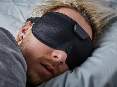 photo of Smart Snore Eye Mask by Touch Of Modern