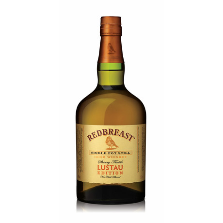 Redbreast Single Pot Still Irish Whiskey - Sherry Finish Lustau Edition // 750ml