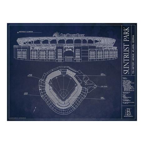 Suntrust Park // Atlanta Braves