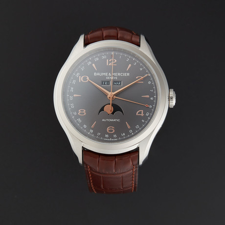 Baume & Mercier Clifton Automatic // MOA10213 // New