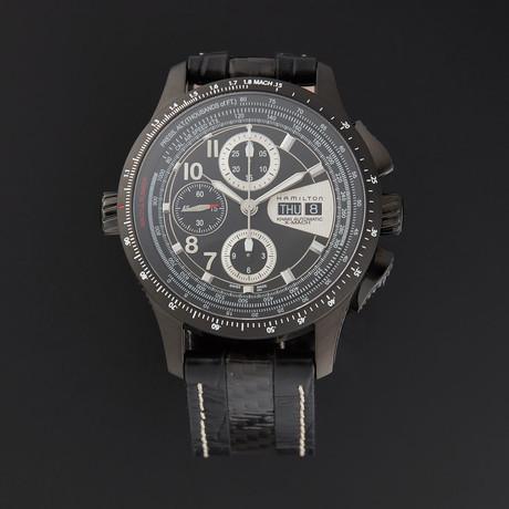 Hamilton Khaki X-Match Chronograph Automatic // H76686735