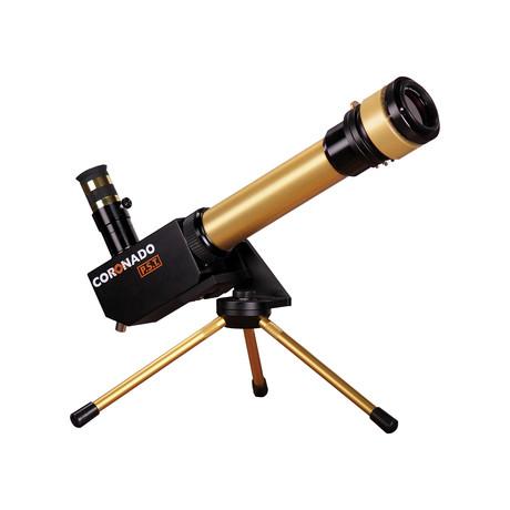 Coronado Personal Solar Telescope Set