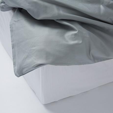 Temperature Regulating Duvet Cover // Stone