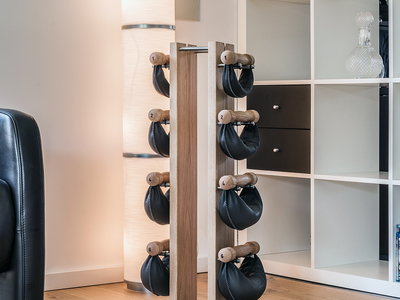 Photo of NOHrD Sustainable Wood Fitness Gear SwingTower (Ash) by Touch Of Modern