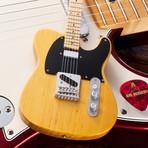 Bruce Springsteen // Fender™ Tele™ Mini Guitar Replica // Butterscotch Blonde