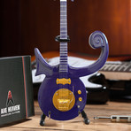 Prince // Signature Mini Guitar Replicas // Set of 3