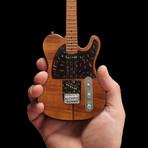 Prince // Signature Mini Guitar Replicas // Set of 3