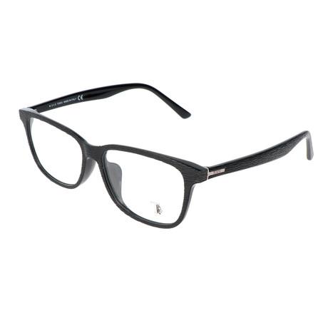 Men's Maliq Optical Frames // Shiny Black