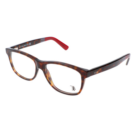 Men's TO5157 Optical Frames // Dark Havana