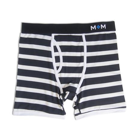 Mykala // Black + White (Medium)