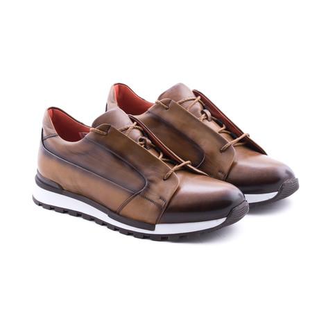 Crewio Shoe // Taba