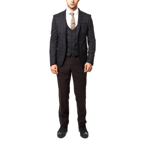 Ellis Suit // Black