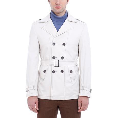 Haight Coat // Beige