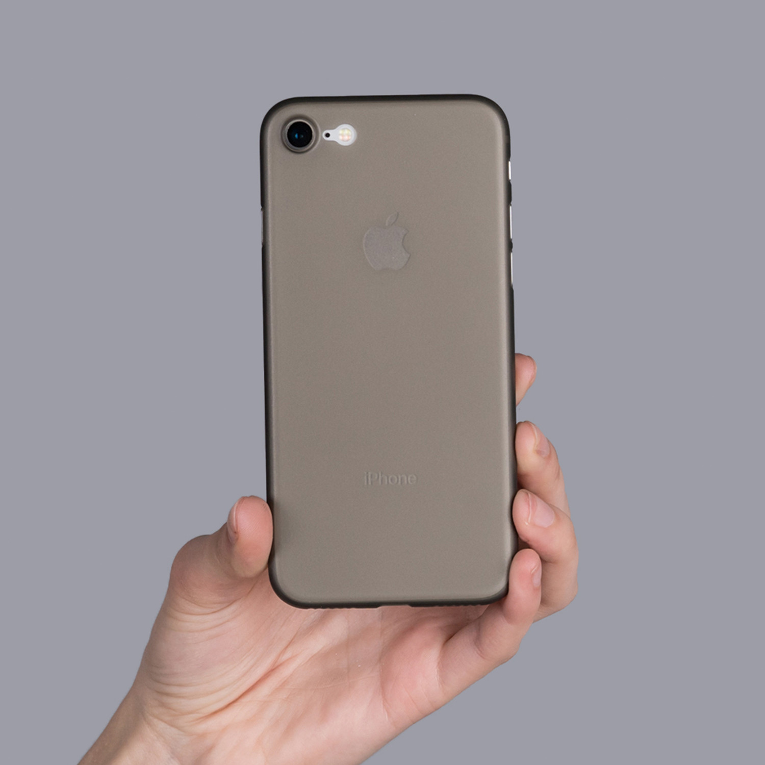 competitive price c4b22 87838 Peel Super Thin Phone Case // iPhone 8 (Blackout) - Peel - Touch of ...