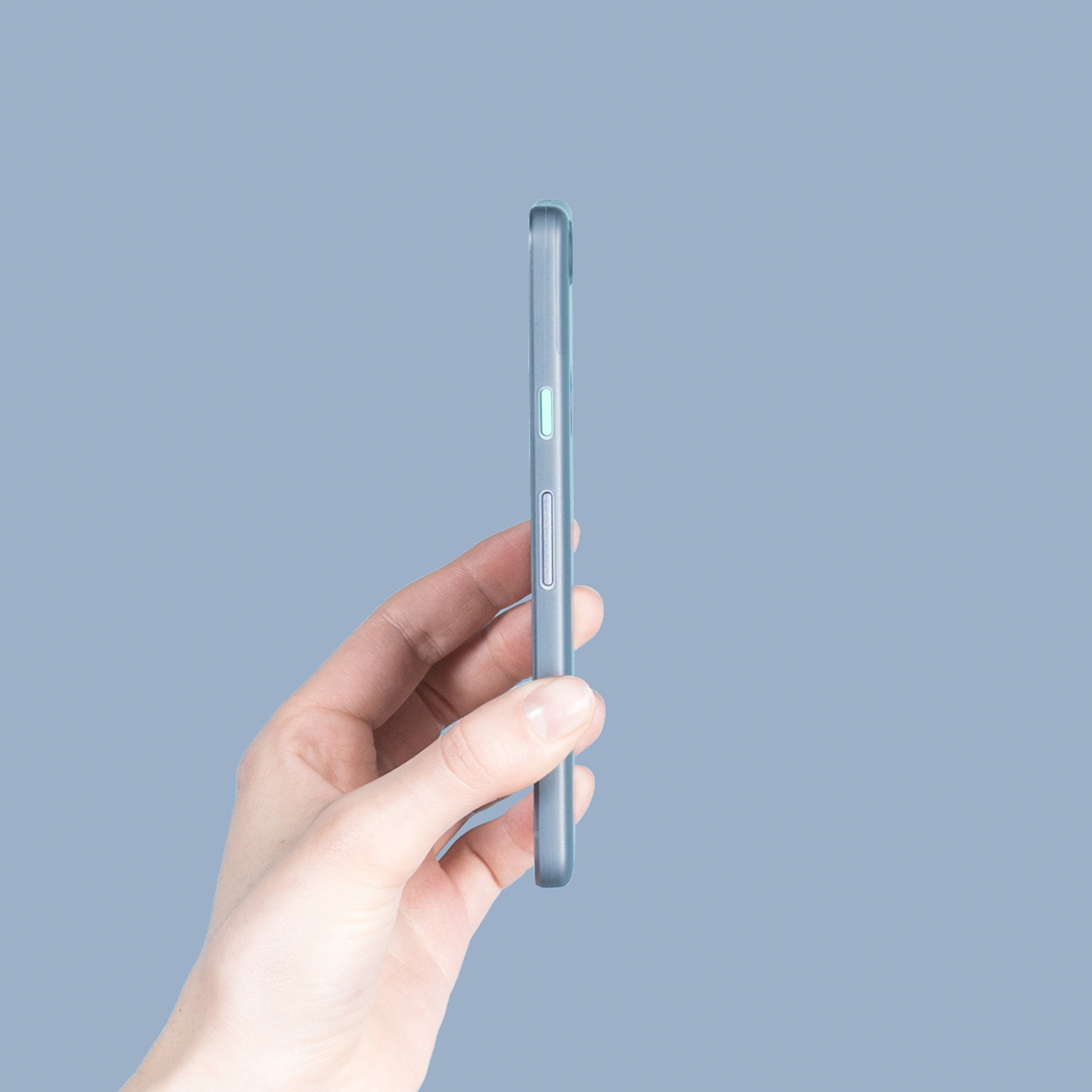 new product 0c9a3 9327d Peel Super Thin Phone Case // Pixel 2 (Kinda Blue) - Peel - Touch of ...