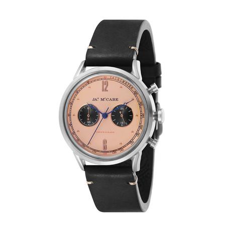 James Mccabe Heritage Chronograph Quartz // JM-1030-05