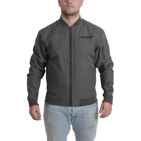 Clarion Jacket // Grey