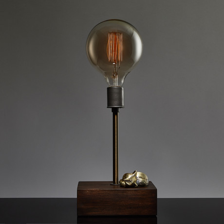 Mr. Fox // Touch Sensor Lamp