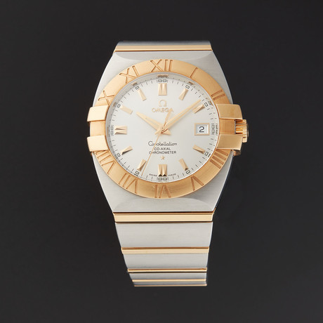 Omega Constellation Double Eagle Co-Axial Automatic // 1203.30.00 // Store Display
