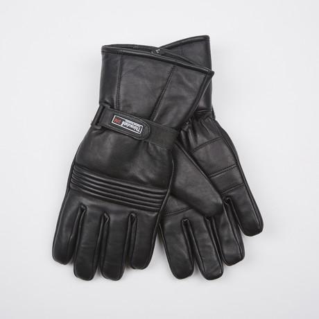 Long Haul Special Biker's Glove // Black