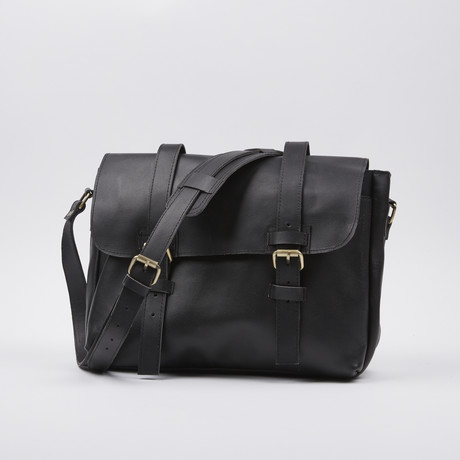 Wanderer's Bag // Black
