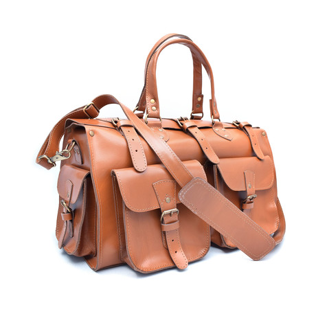 Duffle Couper // Light Brown