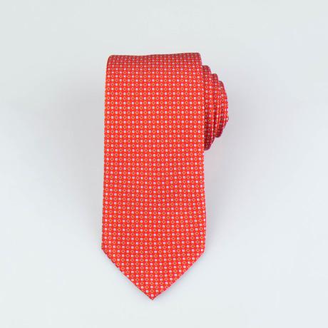 Ercole Tie // Red
