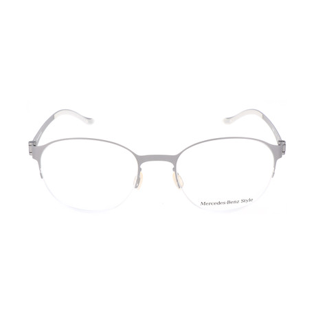 Unisex M2052 Frames // Silver