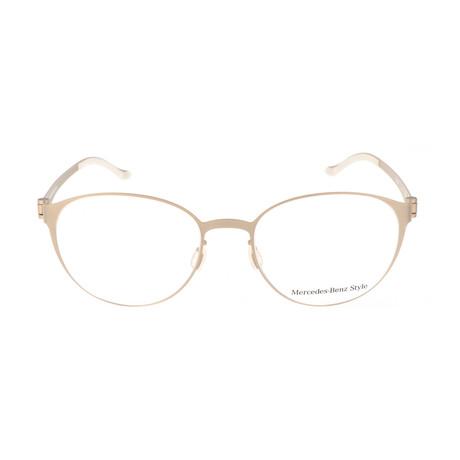 Unisex M2053 Frames // Gold