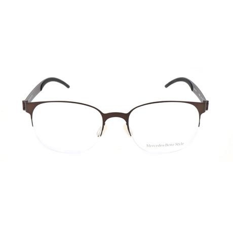 Unisex M6042 Frames // Dark Chocolate