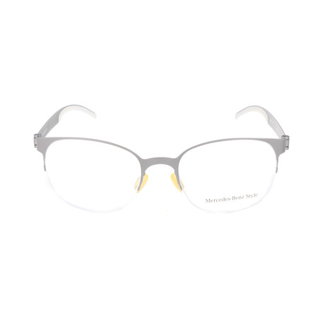 Unisex M6042 Frames // Silver