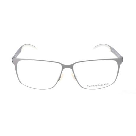 Men's M6043 Frames // Silver
