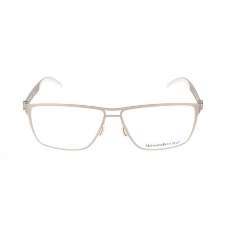 Men's M2058 Frames // Gold