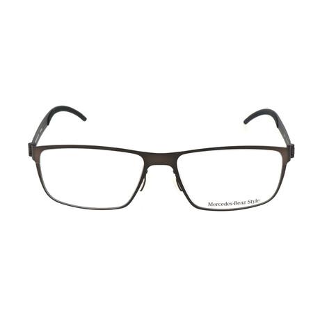 Men's M6044 Frames // Dark Chocolate