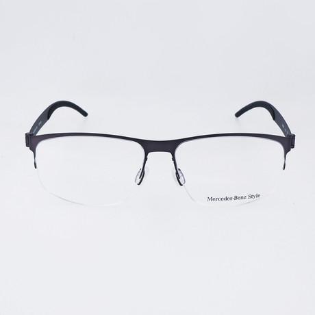 Men's M6046 Frames // Dark Gunmetal