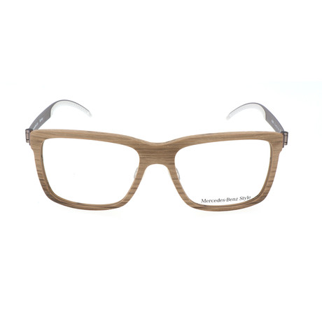Men's M8003 Frames // Nude + Brown
