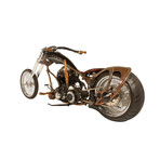 Famine Motorcycle