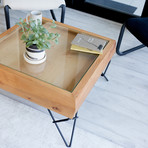 Bowline Coffee Table (Natural)
