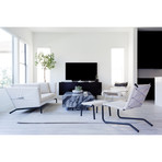 Bowline Sofa (Black Canvas)