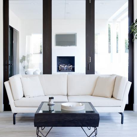 Bowline Sofa (Cream Canvas)