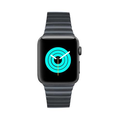 Apple Watch Link Bracelet // Space Grey