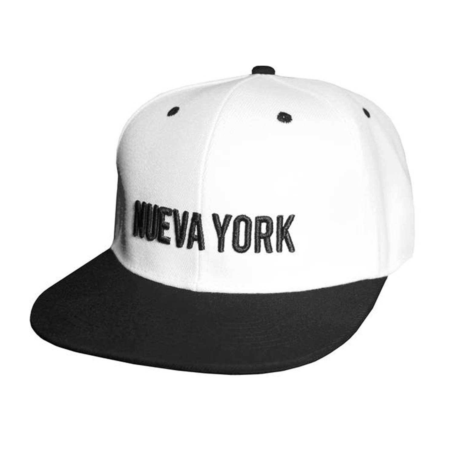 Nueva York    Black + White - Papá Originals Baseball Hats - Touch ... 44530212d5f0