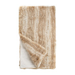 Couture Faux Fur Throw // Blonde Mink