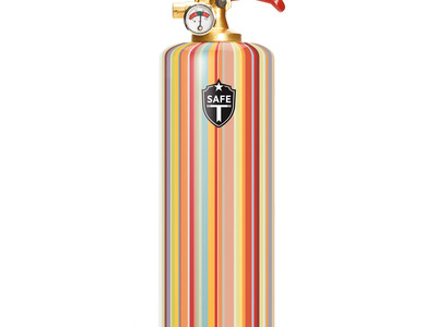 Photo of Safe T Luxury Fire Extinguishers Safe-T Designer Fire Extinguisher // Fullcolors by Touch Of Modern