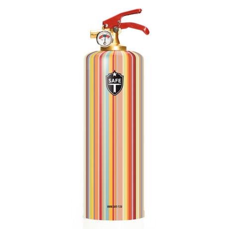 Safe-T Design Fire Extinguisher // Full Colors