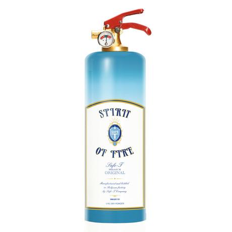 Safe-T Design Fire Extinguisher // Spirit