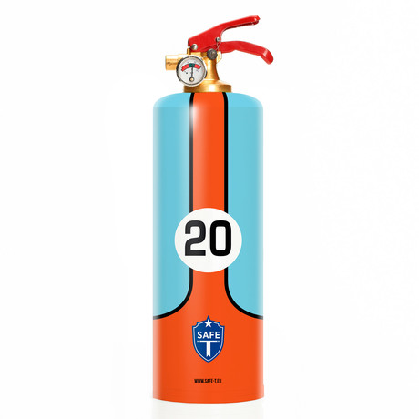 Safe-T Fire Extinguisher // Racing