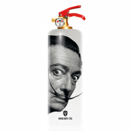 Safe-T Design Fire Extinguisher // Dali