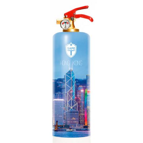 Safe-T Designer Fire Extinguisher // Hong Kong