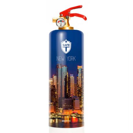 Safe-T Design Fire Extinguisher // New York